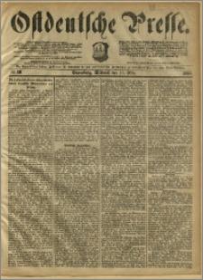 Ostdeutsche Presse. J. 10, 1886, nr 58