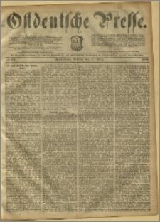 Ostdeutsche Presse. J. 10, 1886, nr 62