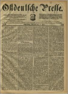Ostdeutsche Presse. J. 10, 1886, nr 64