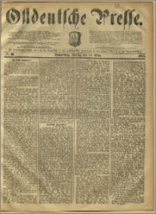 Ostdeutsche Presse. J. 10, 1886, nr 66