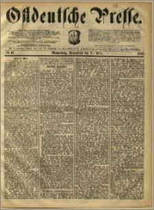 Ostdeutsche Presse. J. 10, 1886, nr 67