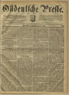 Ostdeutsche Presse. J. 10, 1886, nr 71