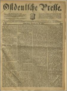 Ostdeutsche Presse. J. 10, 1886, nr 75