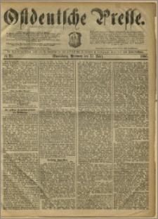 Ostdeutsche Presse. J. 10, 1886, nr 76