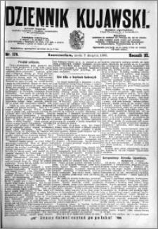 Dziennik Kujawski 1895.08.07 R.3 nr 178