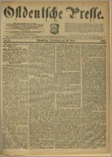 Ostdeutsche Presse. J. 10, 1886, nr 95