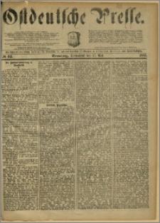 Ostdeutsche Presse. J. 10, 1886, nr 113