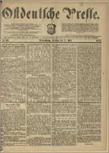 Ostdeutsche Presse. J. 10, 1886, nr 117