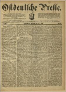 Ostdeutsche Presse. J. 10, 1886, nr 139