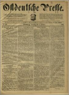 Ostdeutsche Presse. J. 10, 1886, nr 231
