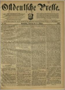 Ostdeutsche Presse. J. 10, 1886, nr 249