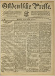Ostdeutsche Presse. J. 10, 1886, nr 296