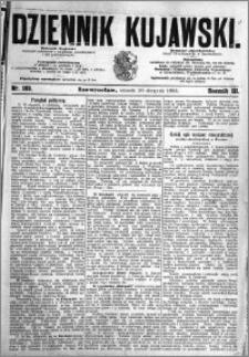 Dziennik Kujawski 1895.08.20 R.3 nr 189