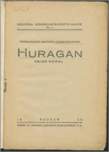 Huragan : zbiór nowel