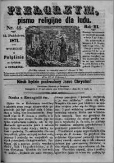 Pielgrzym, pismo religijne dla ludu 1871 nr 41