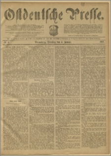 Ostdeutsche Presse. J. 11, 1887, nr 2