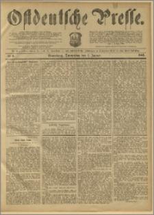 Ostdeutsche Presse. J. 11, 1887, nr 4
