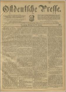 Ostdeutsche Presse. J. 11, 1887, nr 7