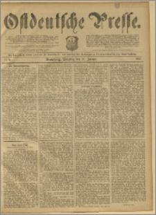 Ostdeutsche Presse. J. 11, 1887, nr 8