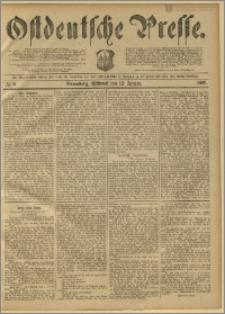 Ostdeutsche Presse. J. 11, 1887, nr 9
