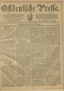 Ostdeutsche Presse. J. 11, 1887, nr 10