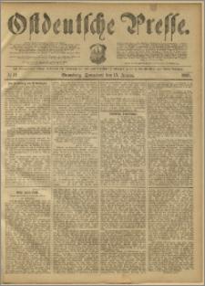 Ostdeutsche Presse. J. 11, 1887, nr 12