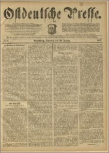 Ostdeutsche Presse. J. 11, 1887, nr 14
