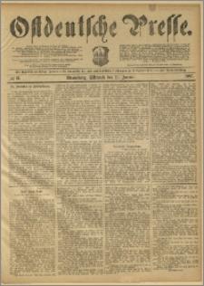 Ostdeutsche Presse. J. 11, 1887, nr 15