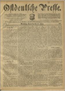 Ostdeutsche Presse. J. 11, 1887, nr 16