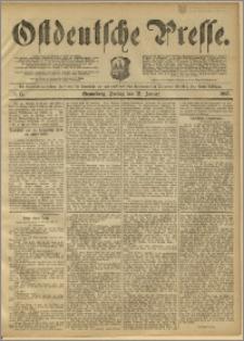 Ostdeutsche Presse. J. 11, 1887, nr 17