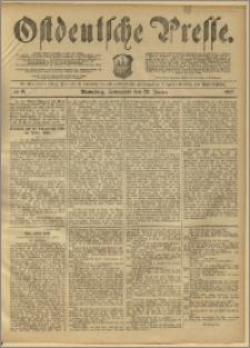 Ostdeutsche Presse. J. 11, 1887, nr 18