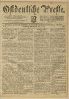 Ostdeutsche Presse. J. 11, 1887, nr 19