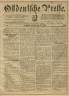 Ostdeutsche Presse. J. 11, 1887, nr 20