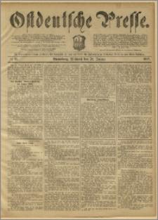 Ostdeutsche Presse. J. 11, 1887, nr 21