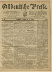 Ostdeutsche Presse. J. 11, 1887, nr 24
