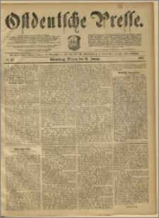 Ostdeutsche Presse. J. 11, 1887, nr 25