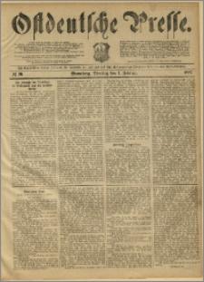 Ostdeutsche Presse. J. 11, 1887, nr 26