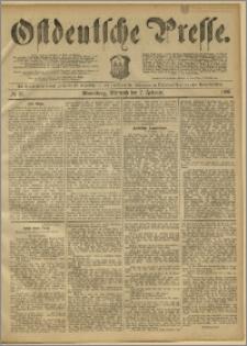 Ostdeutsche Presse. J. 11, 1887, nr 27