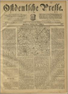 Ostdeutsche Presse. J. 11, 1887, nr 31
