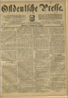 Ostdeutsche Presse. J. 11, 1887, nr 32