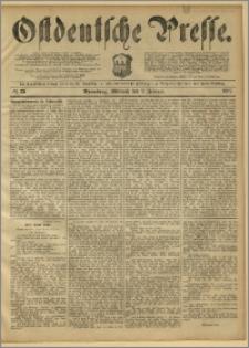 Ostdeutsche Presse. J. 11, 1887, nr 33