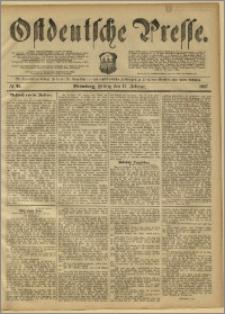 Ostdeutsche Presse. J. 11, 1887, nr 35