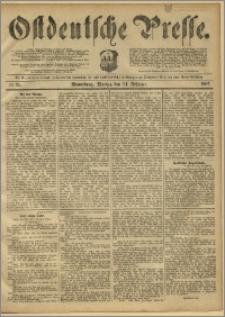 Ostdeutsche Presse. J. 11, 1887, nr 37