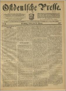 Ostdeutsche Presse. J. 11, 1887, nr 41