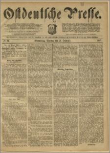 Ostdeutsche Presse. J. 11, 1887, nr 43