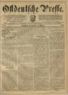 Ostdeutsche Presse. J. 11, 1887, nr 45