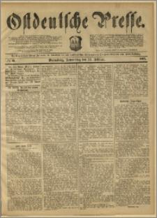 Ostdeutsche Presse. J. 11, 1887, nr 46