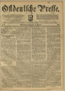 Ostdeutsche Presse. J. 11, 1887, nr 47