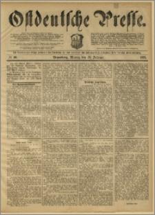 Ostdeutsche Presse. J. 11, 1887, nr 49