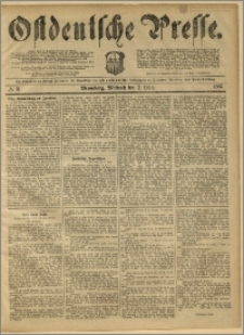 Ostdeutsche Presse. J. 11, 1887, nr 51